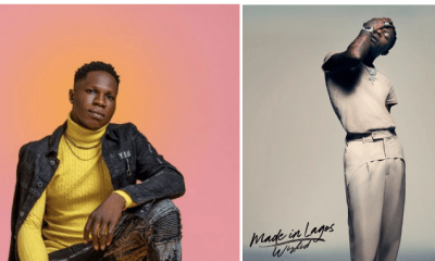 Exposed! Artiste,Wisekid impersonates Wizkid, makes 30 million naira monthly after releasing a replica of 'Made in Lagos' album [PHOTOS]