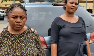 Police arrest two mothers for allegedly killing a 64-year-old man-TopNaija.ng