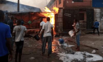 Panic as many injured in Lagos gas explosion -TopNaija.ng