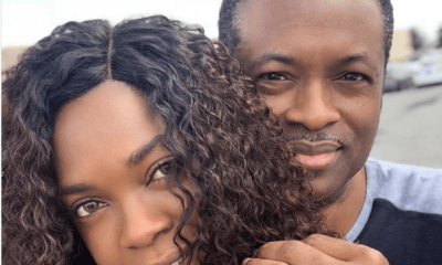 'There are wives and there are wives'-Nnamdi Oboli brags about wife, Omoni Oboli as she turns a year older
