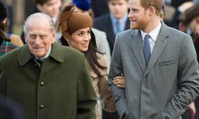 prince philip with harry and meghan 2