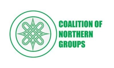 Coalition of Northern Groups demands paradigm shift