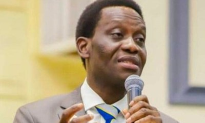 Sanwo-Olu sympathises with Pastor Adeboye over son's death - Dare Adeboye