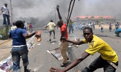 Hoodlums thugs Huasa-Fulani-Clash-1