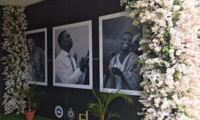 Osinbajo, Gbenga Daniel, Mimiko, others attend service of songs for late Dare Adeboye [PHOTOS]