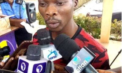 How I began robbery at age seven - 27-year-old suspect Kikiowo