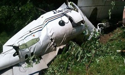 At least 3 killed in plane crash in eastern DR Congo-TopNaija.ng