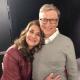 Bill and melinda Gates kiss 1