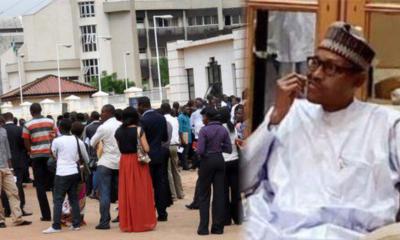Buhari unemployment Nigeria