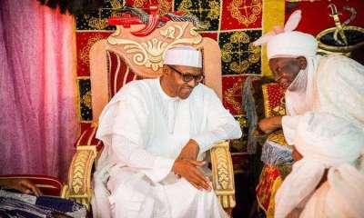 Emir of Daura Buhari