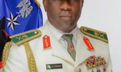 Gunmen kill Army General, Ahmed, kidnap wife in Abuja