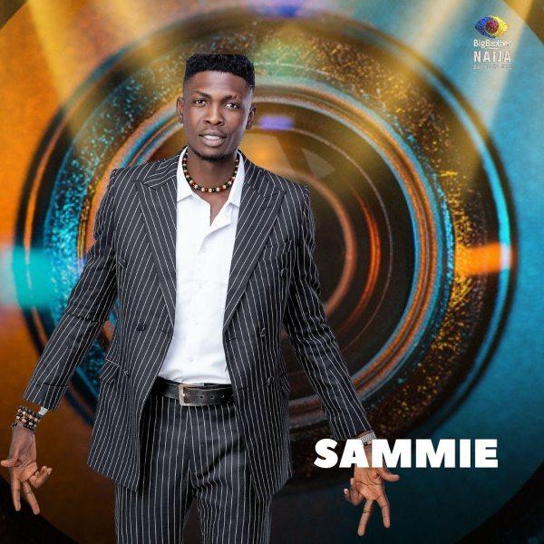 Big brother naija season 6 contestant  sammie