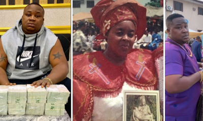 Cubana Chief Priest sets to shut down Anambra State with his Mum's burial ceremony [VIDEO]