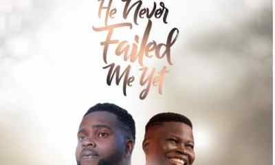 Efe Lucky – He Never Failed Me Yet (Ft. Tosin Bee & Ari David)-TopNaija.ng