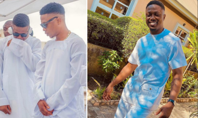 Rapper, Vector pens down heartfelt message in remembrance of his late Father