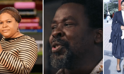 He told me - TB Joshua's first daughter, Sarah finally talks about her father's death