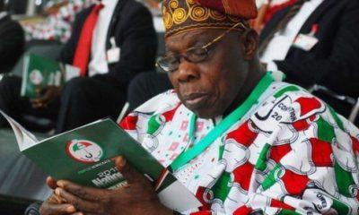 Obasanjo PDP