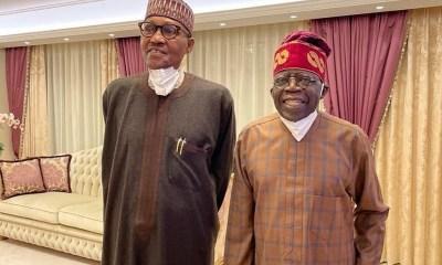 President Buhari visits Bola Tinubu in London 3