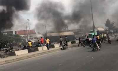 okada clash violence nigeria