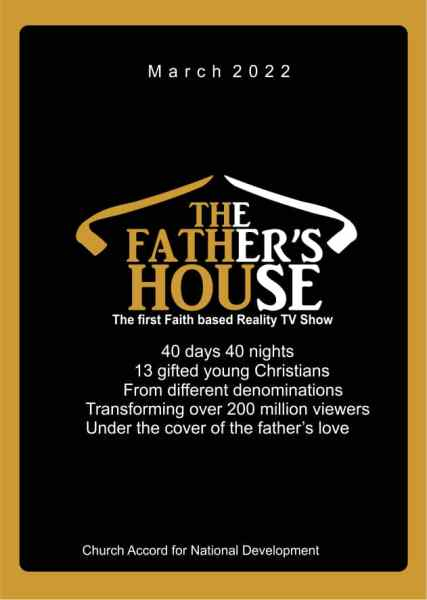 The-flyer-by-the-Faith-based-reality-TV-show-