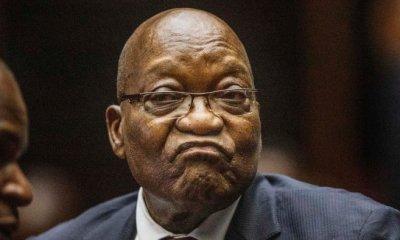 Jacob Zuma trials photos