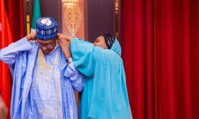 Buhari Aisha 2