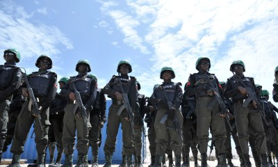 End SARS police