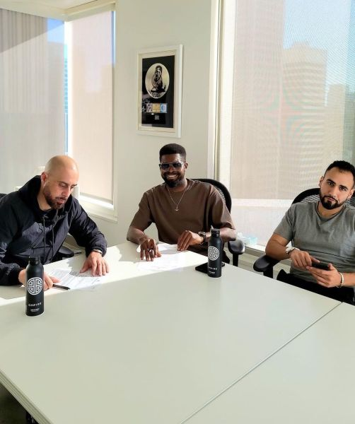 Comedian Basketmouth diversifies, signs music deal with Empire