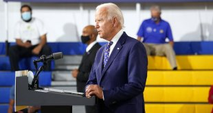 'This Is About Justice': Biden Ties Economic Revival to Racial Equity