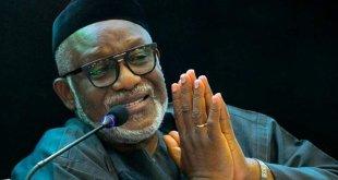 Ondo 2020:  Akeredolu's Aide Resigns