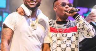 Davido Comments On Wizkid's Made In Lagos Album