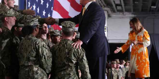 Trump Is Installing MAGA Extremists In Military Agencies Ahead Of Biden's Inauguration