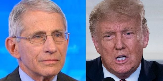 Fauci Bashes Trump Admin – Says Lack Of Candor And Facts In Past Year 'Likely' Cost Lives