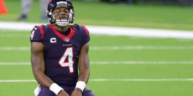 Deshaun Watson Is Reportedly High on the New York Jets