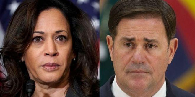 Arizona Governor Rips Kamala Harris – 'Worst Possible Choice' For Handling Border Crisis
