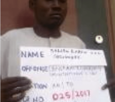 Court convicts Nigerien, five others over fake $570,000