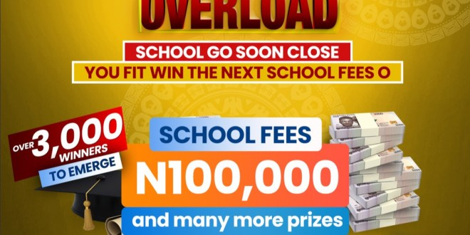 Enjoyment Boku For GOtv Customers As The Awoof Overload Promo Continues You Get A Chance To Win Big With The GOtv Awoof Overload Promo