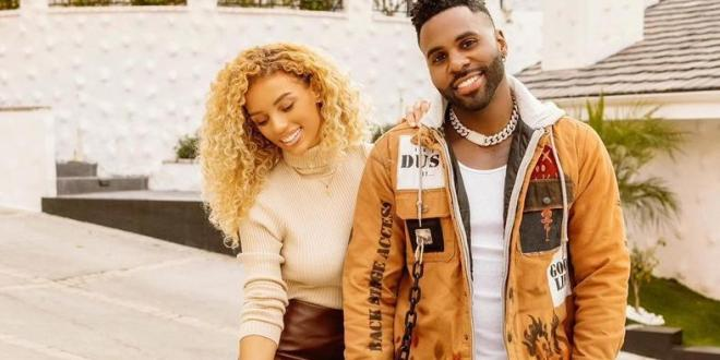 Jason Derulo and girlfriend Jena Frumes expecting a baby together