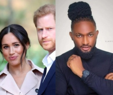 Most Africans would have called Meghan a witch if Harry were their son or brother- actor Uti Nwachukwu