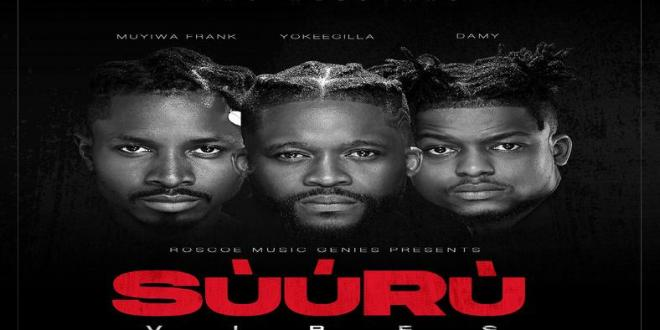 New label on the rise, Roscoe Music Genies (RMG) announces new project,  Sùúrù Vibes - The EP