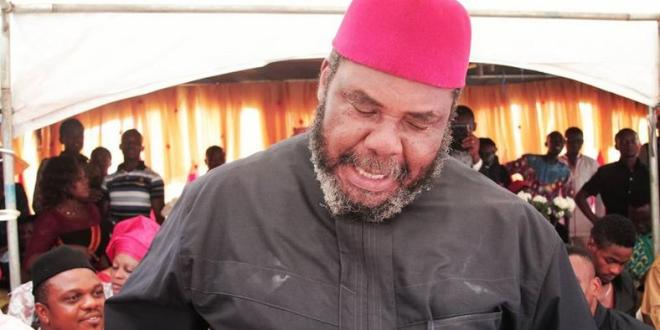 'Put a packet of condom in his bag' - Pete Edochie advises women on how to handle cheating husbands