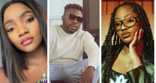 Samklef and Simi clash on Twitter over his Tweet sexualizing singer, Tems