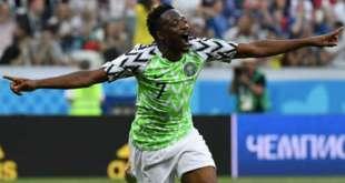 Ahmed Musa: Former Leicester City star rejoins Kano Pillars | Goal.com
