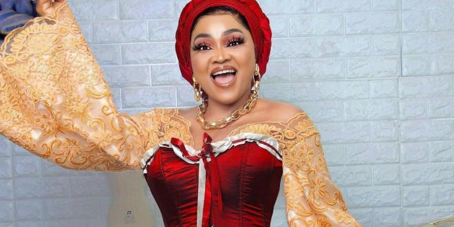 April fools? Mercy Aigbe says she's engaged