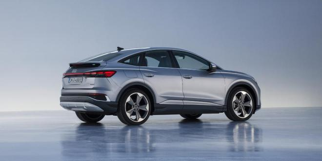 Audi just debuted the new Q4 E-Tron SUV, its cheapest electric vehicle