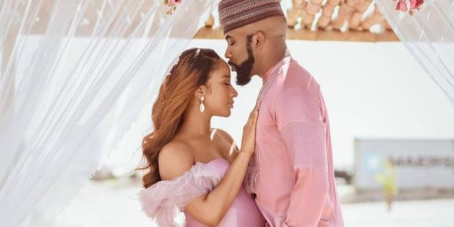 Banky W and Adesua Etomi recount how they lost twins to miscarriage