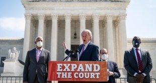 Democrats' Supreme Court Expansion Plan Draws Resistance