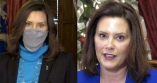 Gretchen Whitmer Under Fire As Michigan Leads U.S. In New COVID Cases