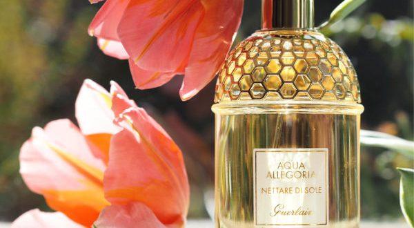 Guerlain Aqua Allegoria Nettare Di Sole (Sun Nectar) | British Beauty Blogger