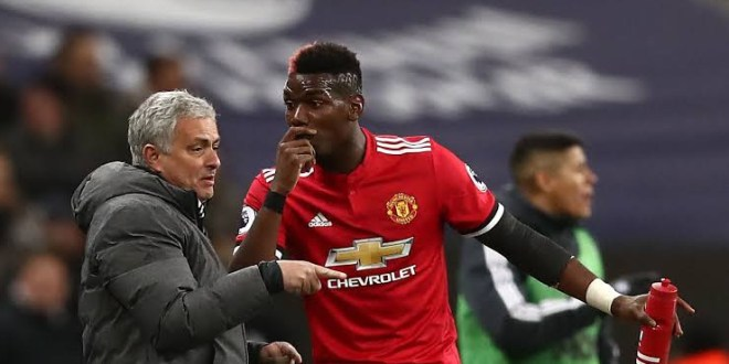 'I couldn't care less what he says' - Jose Mourinho hits back at Paul Pogba following his criticisms about the former Man United coach